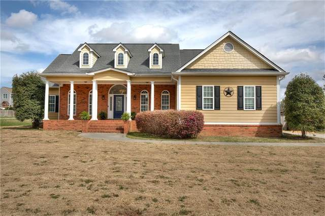 156 Central Grove Road, Rome, GA 30165 (MLS #6860463) :: Lucido Global