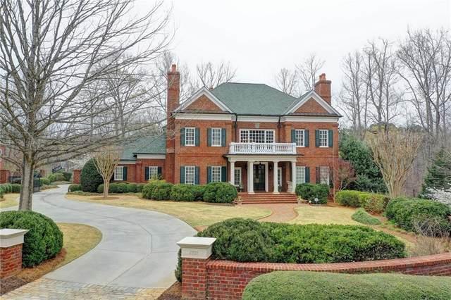 4821 Outer Bank Drive, Peachtree Corners, GA 30092 (MLS #6860466) :: North Atlanta Home Team