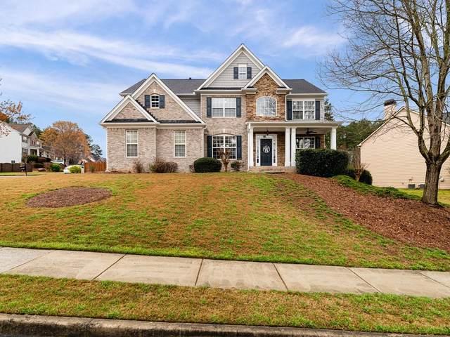 6067 Gentlewind Court, Powder Springs, GA 30127 (MLS #6860504) :: North Atlanta Home Team