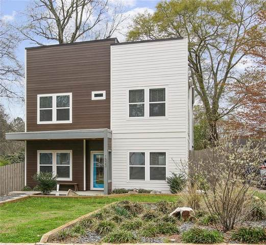 1523 Mcpherson Avenue SE, Atlanta, GA 30316 (MLS #6860544) :: The Justin Landis Group