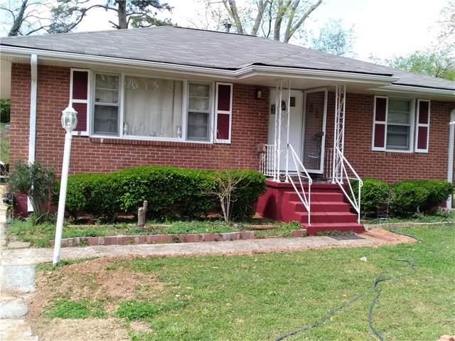 1763 Crestridge Drive SE, Marietta, GA 30067 (MLS #6860563) :: RE/MAX Prestige