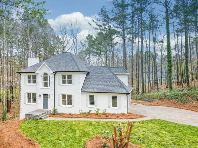 123 Mill Creek Court, Acworth, GA 30101 (MLS #6860579) :: North Atlanta Home Team