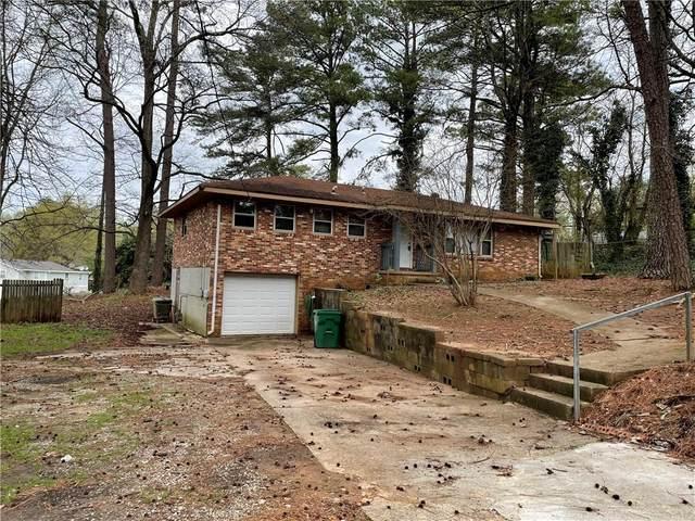 4368 Rockbridge Road, Stone Mountain, GA 30083 (MLS #6860606) :: North Atlanta Home Team