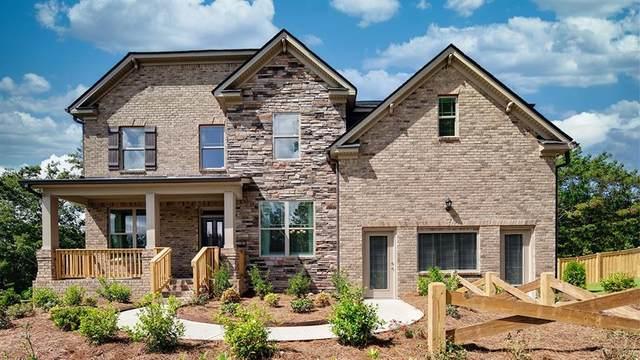 2585 Ridge Manor Drive, Dacula, GA 30019 (MLS #6860625) :: Charlie Ballard Real Estate