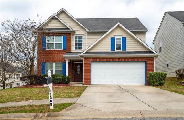 2088 Pine View Trail, Ellenwood, GA 30294 (MLS #6860648) :: North Atlanta Home Team