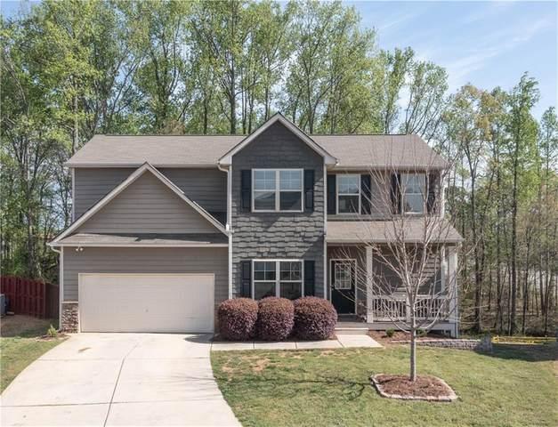 533 Forrest Hills Drive, Dallas, GA 30157 (MLS #6860708) :: Path & Post Real Estate
