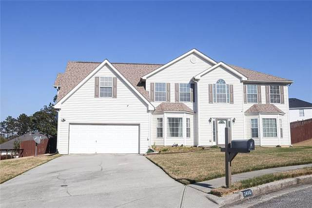 2416 Emma Court, Lithonia, GA 30058 (MLS #6860736) :: North Atlanta Home Team