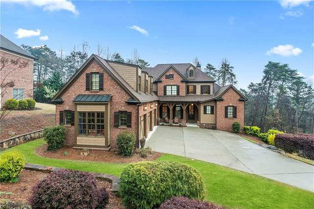 3631 Sunset Point Drive, Gainesville, GA 30506 (MLS #6860755) :: Rock River Realty