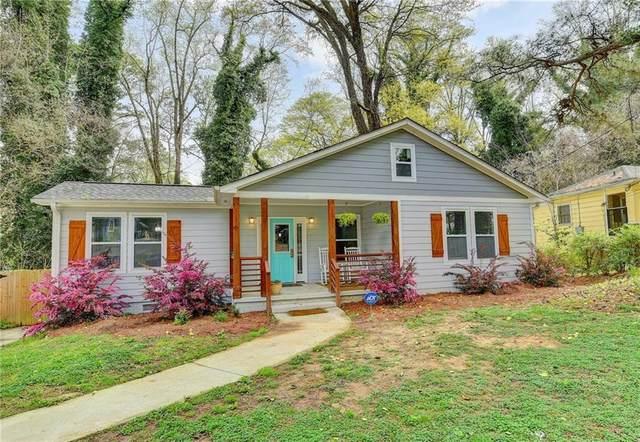 1585 Kenmore Street SW, Atlanta, GA 30311 (MLS #6860854) :: North Atlanta Home Team