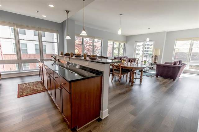201 W Ponce De Leon Avenue #28, Decatur, GA 30030 (MLS #6860857) :: Path & Post Real Estate