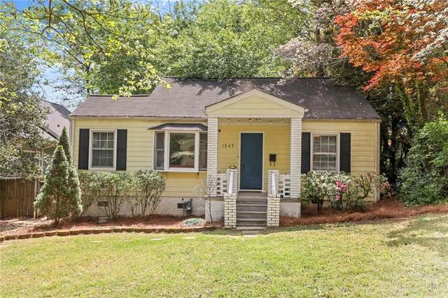 1247 Gracewood Avenue SE, Atlanta, GA 30316 (MLS #6860872) :: North Atlanta Home Team