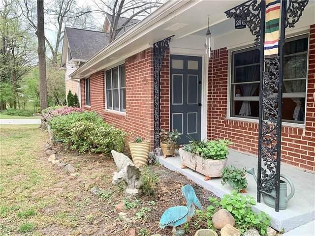 713 Oak Hill Circle, Stone Mountain, GA 30083 (MLS #6860894) :: Thomas Ramon Realty
