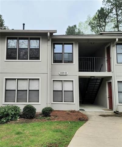 1330 Branch Drive #1330, Tucker, GA 30084 (MLS #6860929) :: AlpharettaZen Expert Home Advisors