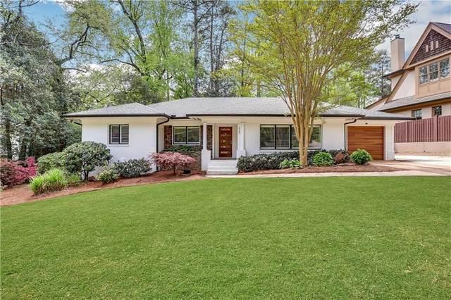 965 Berkshire Road NE, Atlanta, GA 30324 (MLS #6860946) :: The Heyl Group at Keller Williams