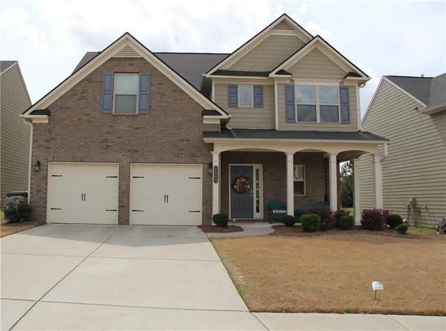 1240 Silvercrest Court, Powder Springs, GA 30127 (MLS #6860985) :: North Atlanta Home Team