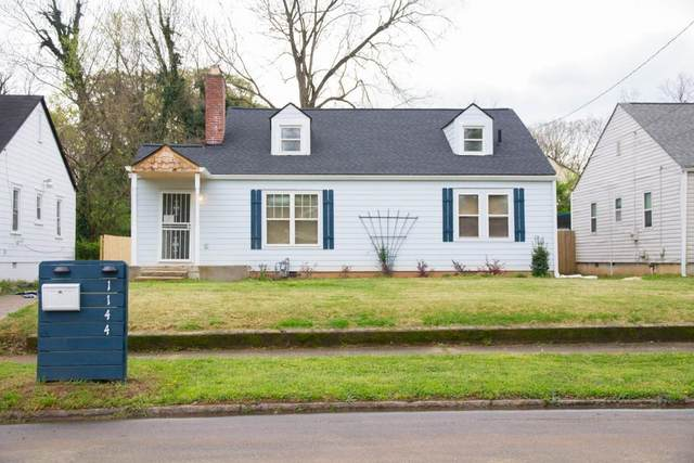 1144 Fair Street SW, Atlanta, GA 30314 (MLS #6860993) :: RE/MAX Prestige