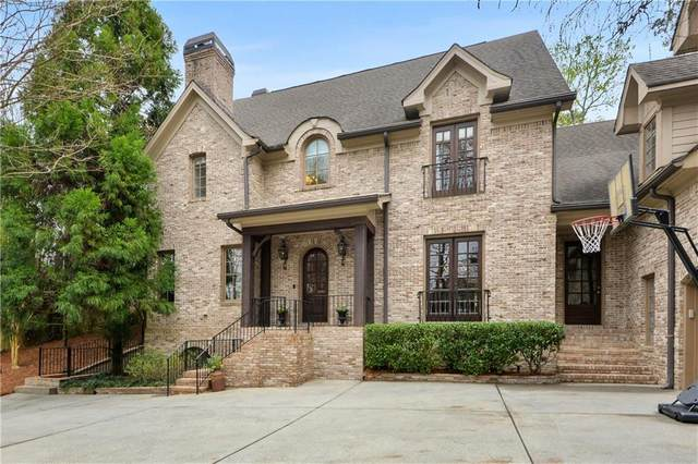 1194 Dawn View Lane NW, Atlanta, GA 30327 (MLS #6861003) :: North Atlanta Home Team