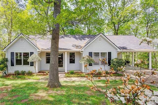 257 Sunrise Circle SE, Calhoun, GA 30701 (MLS #6861063) :: Kennesaw Life Real Estate