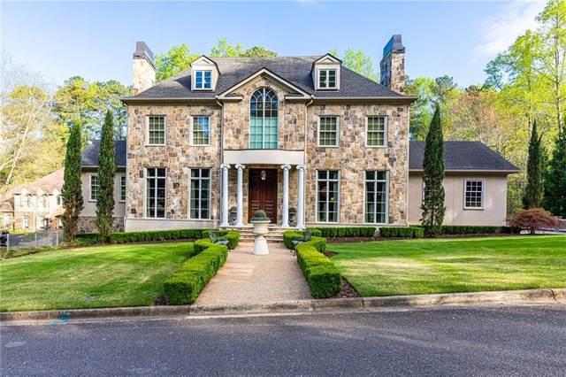 415 Cameron Valley Court, Atlanta, GA 30328 (MLS #6861084) :: North Atlanta Home Team