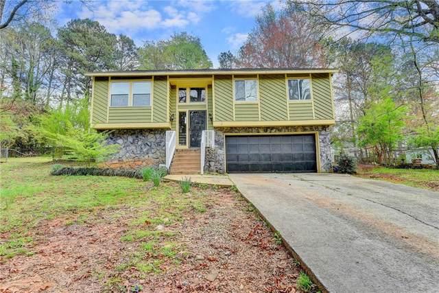 921 Brighton Drive, Lawrenceville, GA 30043 (MLS #6861085) :: North Atlanta Home Team