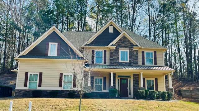 63 Pine Bluff Drive, Dallas, GA 30157 (MLS #6861087) :: Rock River Realty