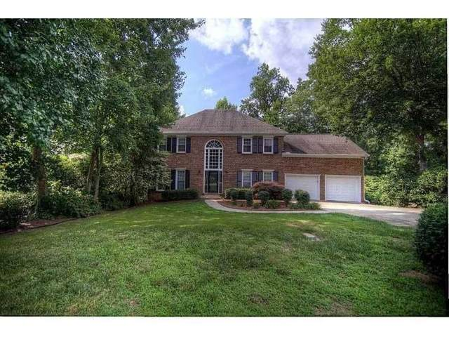 1015 Laurel Valley Drive SW, Marietta, GA 30064 (MLS #6861105) :: Path & Post Real Estate