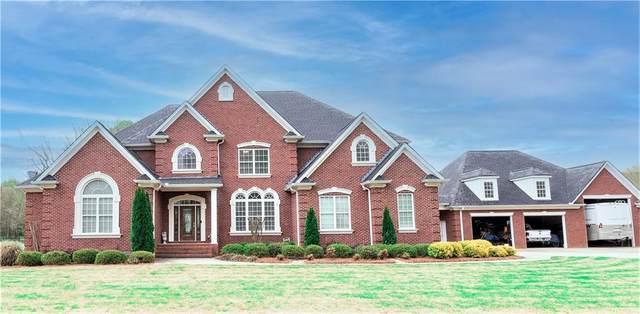 1440 Old Monroe Madison Highway, Monroe, GA 30655 (MLS #6861154) :: North Atlanta Home Team
