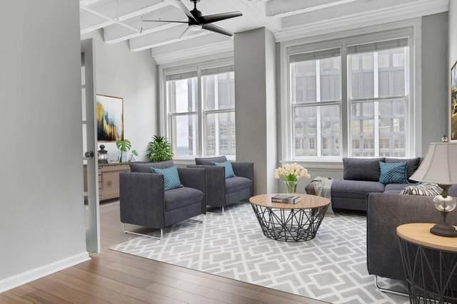 32 Peachtree Street NW #1604, Atlanta, GA 30303 (MLS #6861159) :: Path & Post Real Estate
