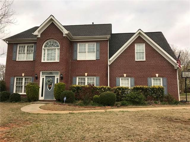 515 Georgian Hills Drive, Lawrenceville, GA 30045 (MLS #6861171) :: Path & Post Real Estate