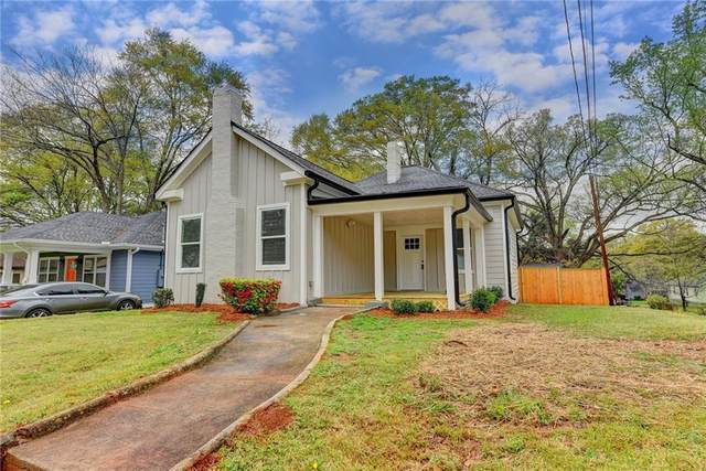 140 Adair Avenue SE, Atlanta, GA 30315 (MLS #6861175) :: North Atlanta Home Team