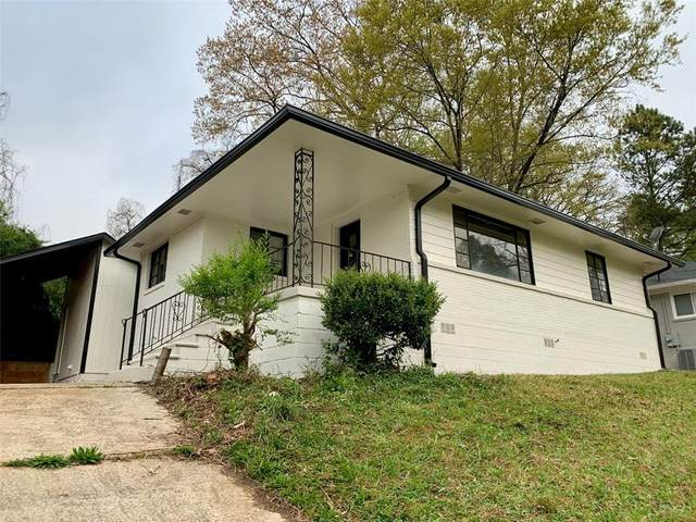 2239 Springdale Circle SW, Atlanta, GA 30315 (MLS #6861186) :: Lucido Global