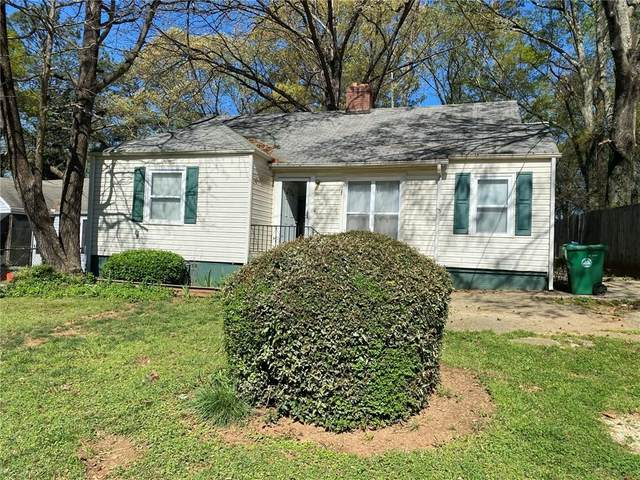 307 Warren Street SE, Atlanta, GA 30317 (MLS #6861225) :: North Atlanta Home Team