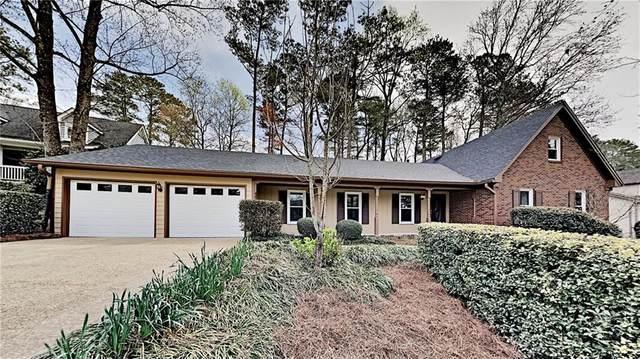 315 Seventeenth Fairway, Roswell, GA 30076 (MLS #6861227) :: Good Living Real Estate