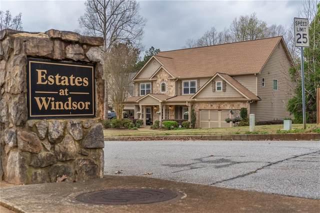 8340 Mossybrook Lane, Douglasville, GA 30135 (MLS #6861257) :: North Atlanta Home Team