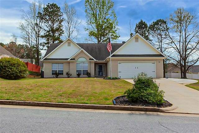 77 Pebble Creek Drive, Newnan, GA 30265 (MLS #6861268) :: North Atlanta Home Team