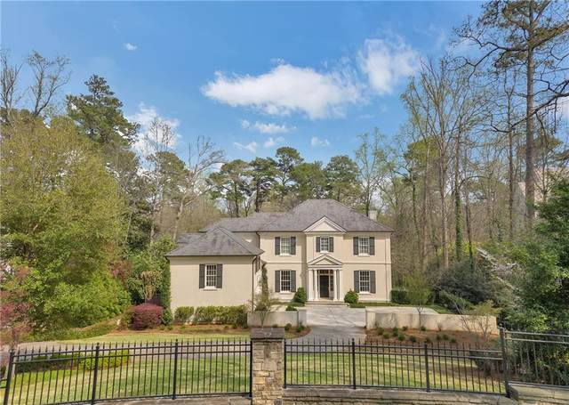 3147 Habersham Road NW, Atlanta, GA 30305 (MLS #6861274) :: Rock River Realty