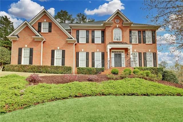 4242 Stef Lane NW, Kennesaw, GA 30152 (MLS #6861289) :: Path & Post Real Estate