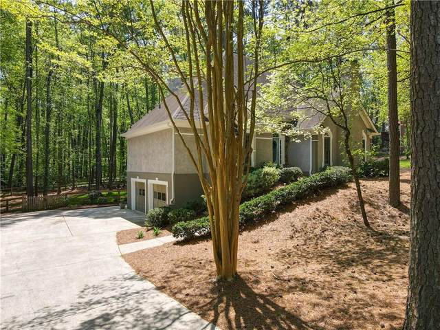 322 Lost Creek Drive NW, Kennesaw, GA 30152 (MLS #6861396) :: North Atlanta Home Team