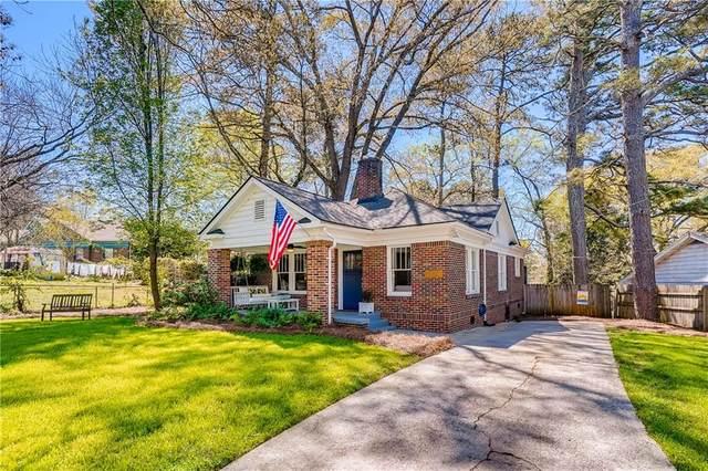 2481 Hosea L Williams Drive SE, Atlanta, GA 30317 (MLS #6861406) :: Good Living Real Estate