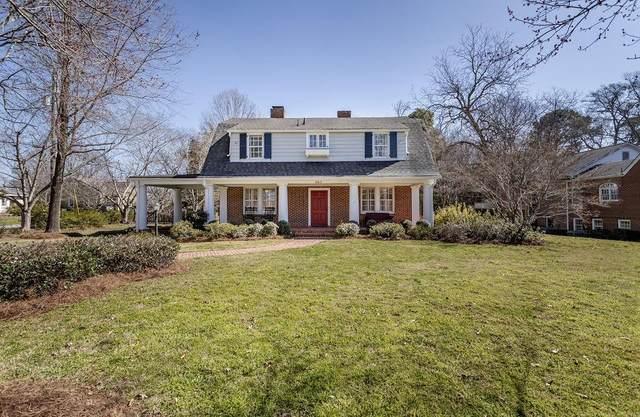 963 NW North Main Street, Conyers, GA 30012 (MLS #6861414) :: North Atlanta Home Team