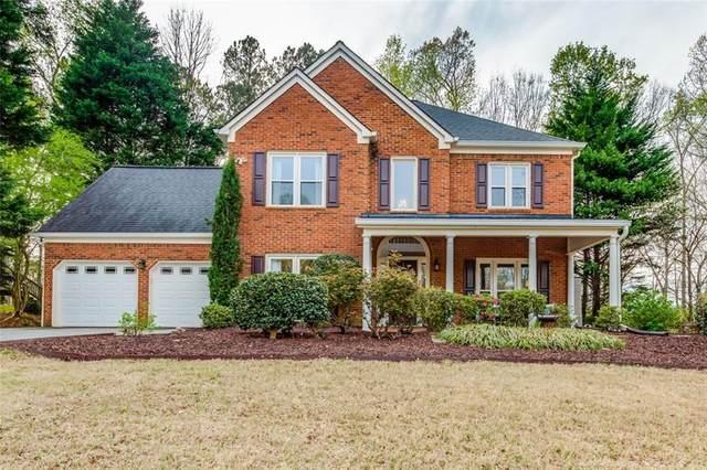 2221 Northbrook Ridge NW, Kennesaw, GA 30152 (MLS #6861434) :: North Atlanta Home Team