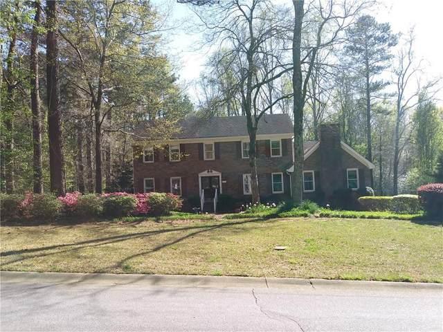4700 Nantucket Drive SW, Lilburn, GA 30047 (MLS #6861456) :: North Atlanta Home Team