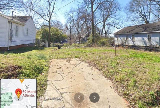 69 Martin Avenue SE, Atlanta, GA 30315 (MLS #6861475) :: Thomas Ramon Realty