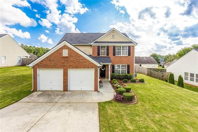1398 Pine Acre Drive, Sugar Hill, GA 30518 (MLS #6861509) :: Path & Post Real Estate