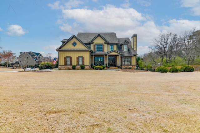 100 Royal Oaks Drive, Canton, GA 30115 (MLS #6861529) :: North Atlanta Home Team