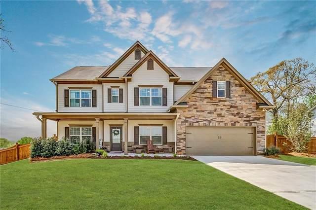 325 Darnell Road, Canton, GA 30115 (MLS #6861607) :: Path & Post Real Estate
