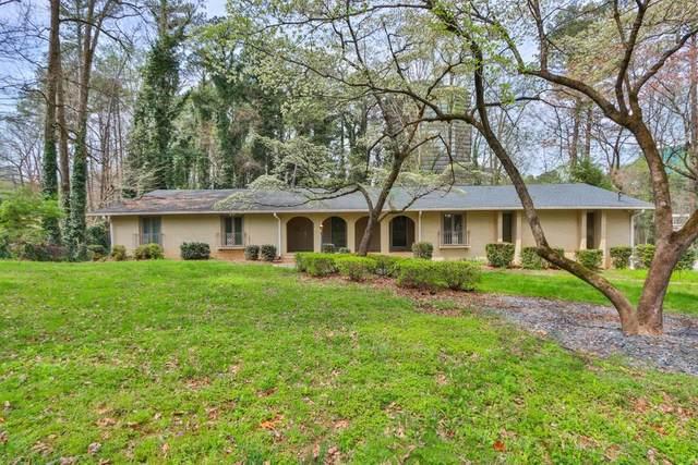 1400 Oak Forest Court NE, Brookhaven, GA 30319 (MLS #6861617) :: Oliver & Associates Realty