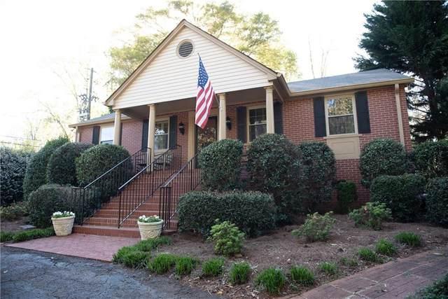 204 Whitlock Drive SW, Marietta, GA 30064 (MLS #6861621) :: North Atlanta Home Team