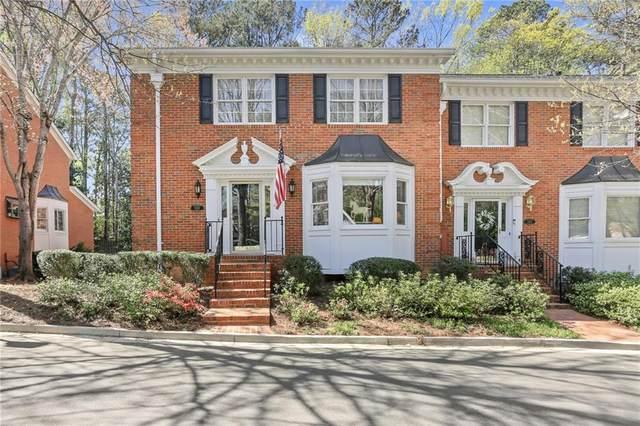 5397 Trentham Drive, Dunwoody, GA 30338 (MLS #6861635) :: North Atlanta Home Team