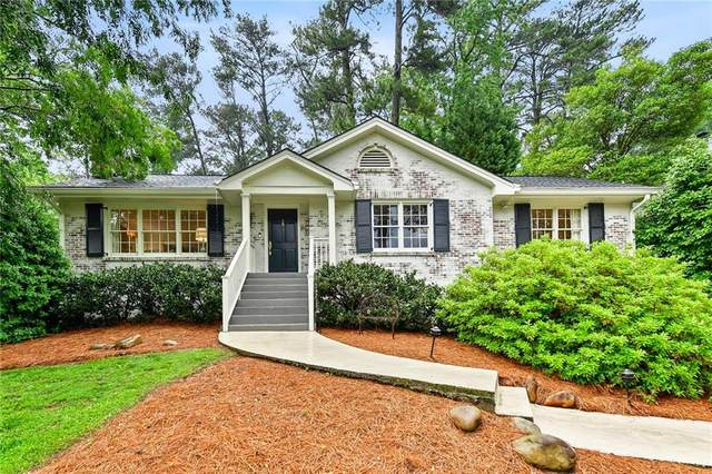997 Wadsworth Drive NW, Atlanta, GA 30318 (MLS #6861651) :: The Heyl Group at Keller Williams